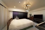 寝室。。。